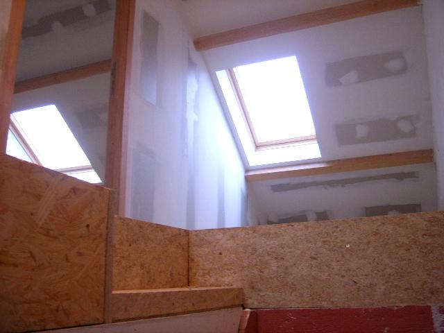 aménagement de grenier en chambre