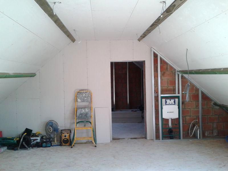 rénovation des combles Flenu